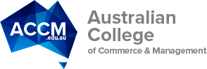 Australian College of Commerce and Management Logo